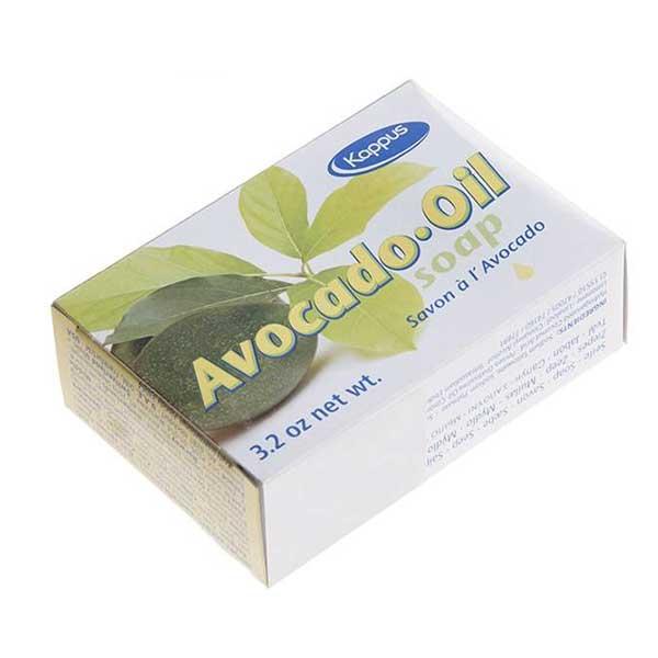 صابون کاپوس مدل Avocado Oil مقدار 100 گرم