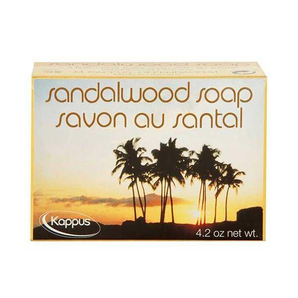 صابون کاپوس مدل Sandalwood مقدار 125 گرم