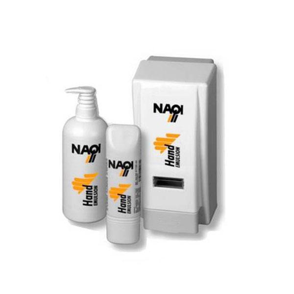امولسیون ضدعفونی کننده دست ناکی Naqi Hand Emulsion